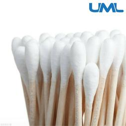 1000(10Bags)Wood Sticks Cotton Swabs Tips Wooden Applica