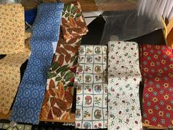 2 & 3/4 inch floral craft ribbon in cute patterns