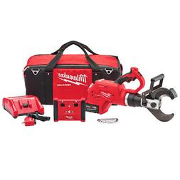 MILWAUKEE 2776R-21 Cordless Cable Cutter Kit,18V,Cordless G9