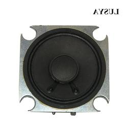 2pcs Ultra-thin hifi <font><b>3</b></font> <font><b>inch</b>