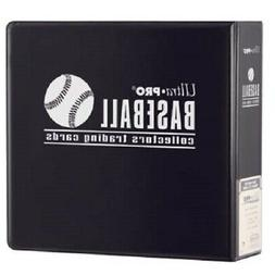 "Ultra Pro 3"" Baseball Trading Card Collector's Album  Collec"