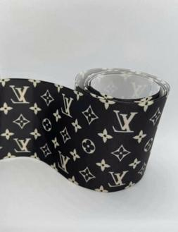 "3"" Inch Grosgrain  Printed Ribbon"