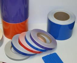 3 INCH x 150 ft Roll Vinyl Pinstriping Vinyl Striping Tape 2