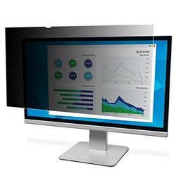 """3M Privacy Filter for 24"""" Widescreen Monitor, Protects your"""