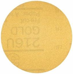 3M 915 3 in.N.D. Discs P240 Hookit Gold Disc, 3 in. P240A, 5