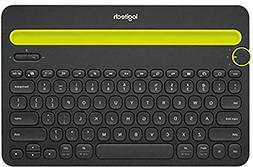 Logitech Bluetooth Multi-Device Keyboard K480 – Black –