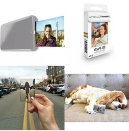 Polaroid 2x3ʺ Premium ZINK Zero Photo Paper 30-Pack - Compa