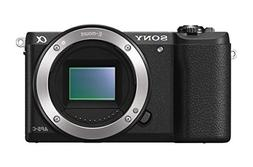 Sony a5100 Mirrorless Digital Camera with 3-Inch Flip Up LCD