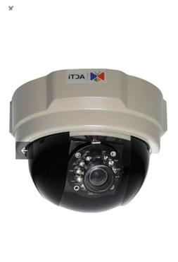 ACTi ACM-3311N IP IR 3-inch Dome Camera New