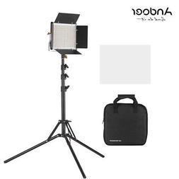andoer led video light and 78 7