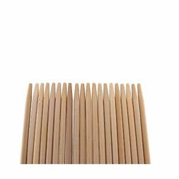 """BambooMN Brand Premium 18"""" Inch Extra Long 5mm Thick Bamboo"""