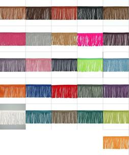 "Expo 5 yards of 3"" Chainette Fringe Trim"