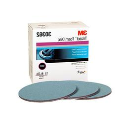 3M  Foam Disc, 30362, 3 in, 5000, 15 discs per box