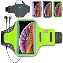 Jogging Sport Armband Running Water Resistant Pouch Phone Ca