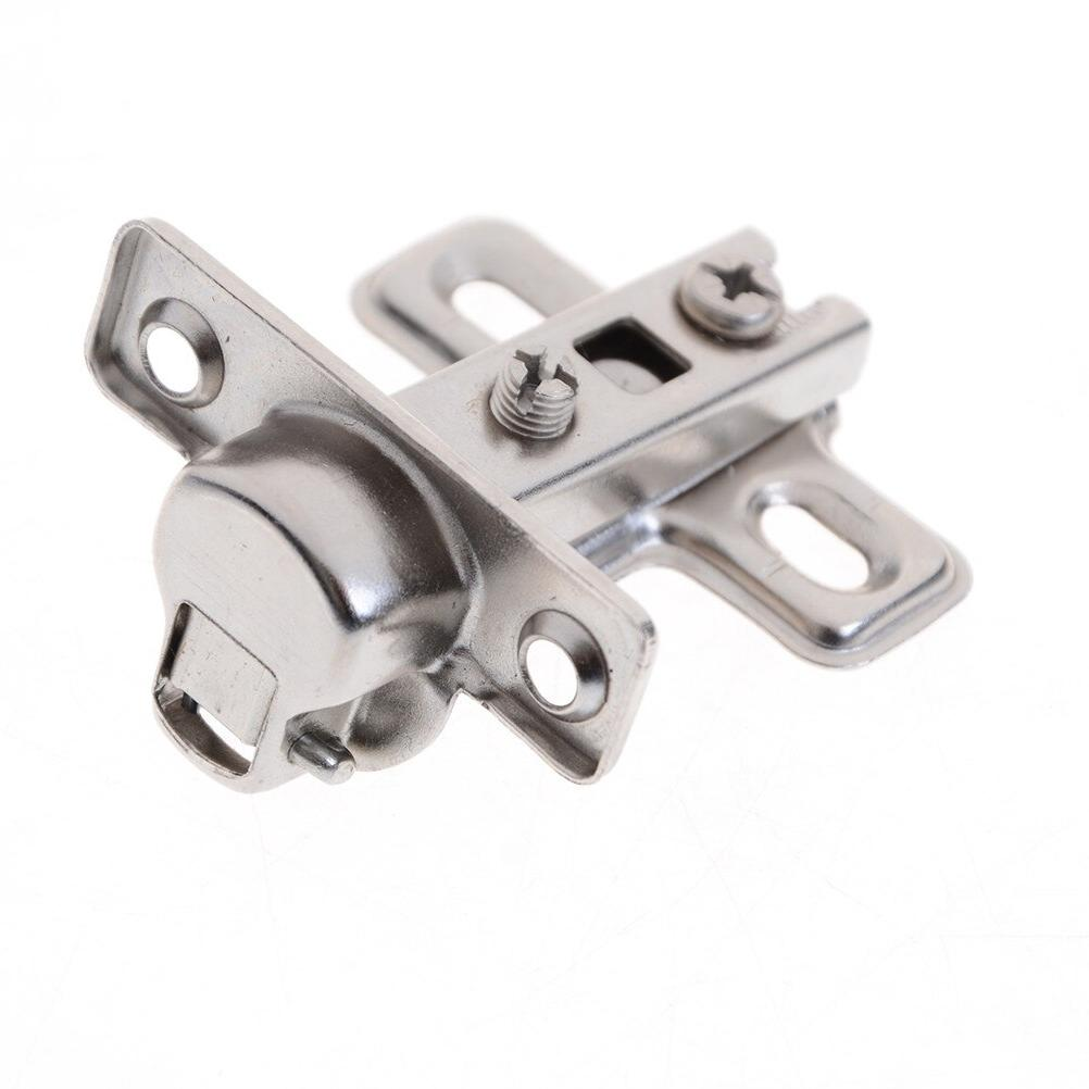 No-Drilling Hole Spring Frog Hinge Overlay 3Styles