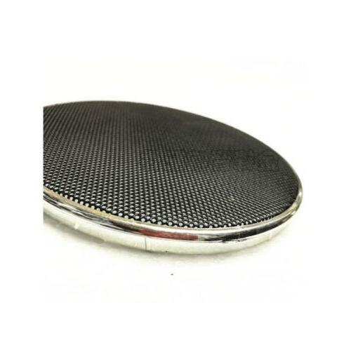 "20# 3""/3.5""/4""/6""/8""inch speaker grilles Car Audio net cover Decorative circle"