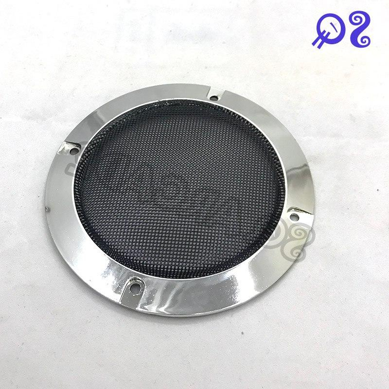 2pcs <font><b>inch</b></font> Speaker circle With protective iron mesh DIY decorative arcade