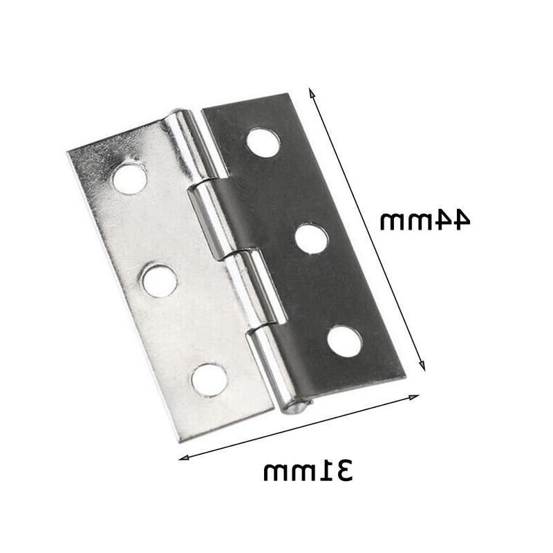 Steel Door Butt Hinge Fordable Furniture <font><b>Cabinet</b></font>