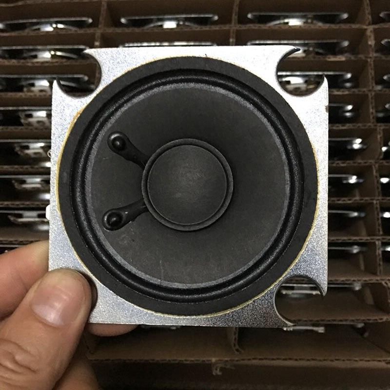 2pcs hifi <font><b>inch</b></font> Full small speaker 8ohm Portable Audio speakers Home Theater