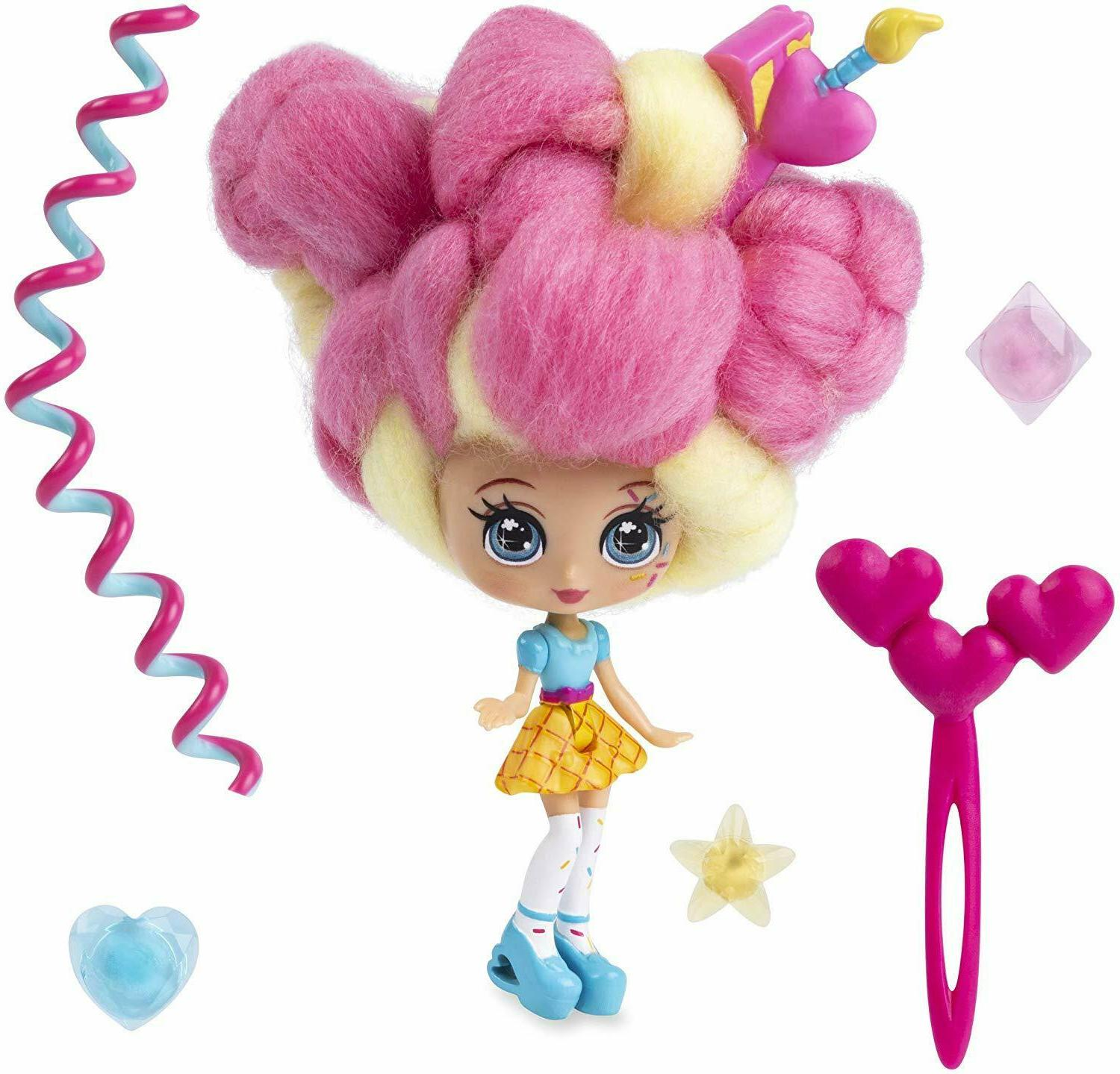 Candylocks Collectible Surprise Doll w May Vary