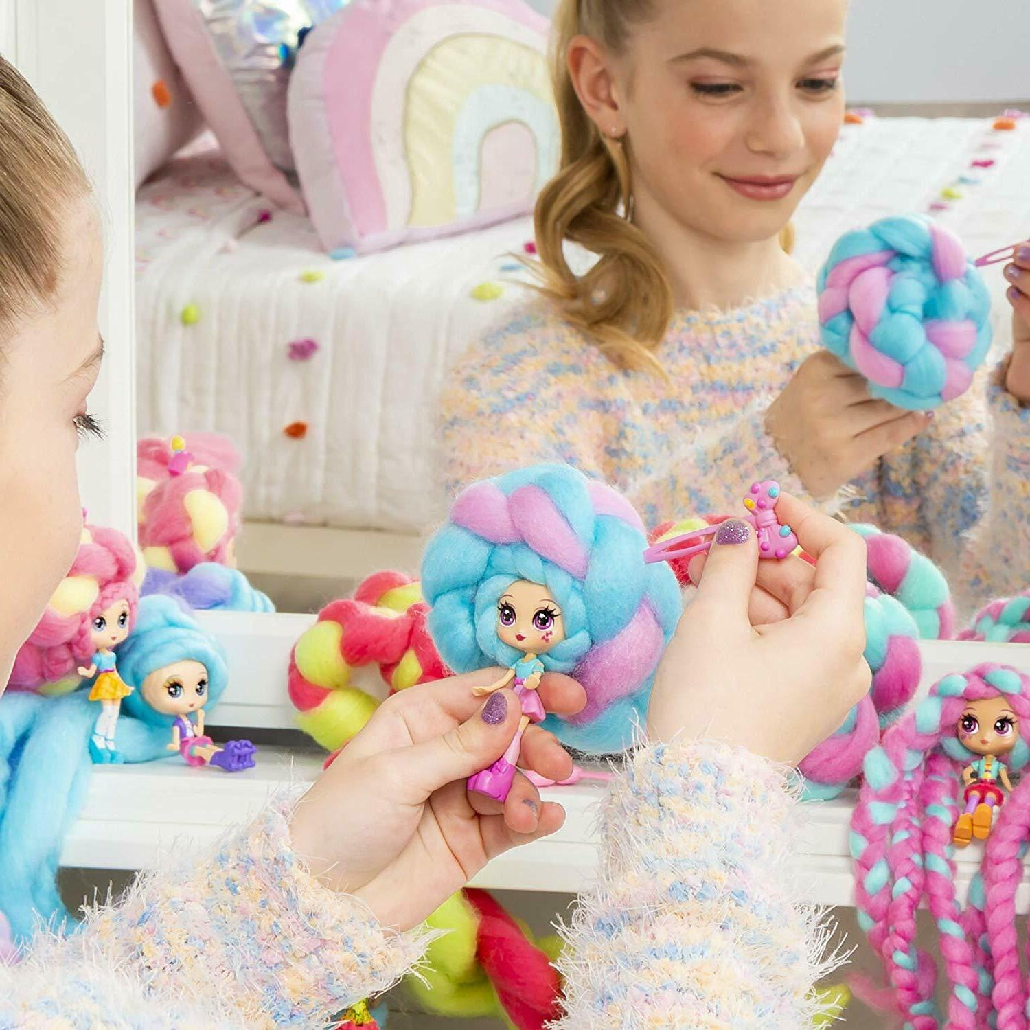 Candylocks 3-Inch Scented Collectible Surprise Doll May