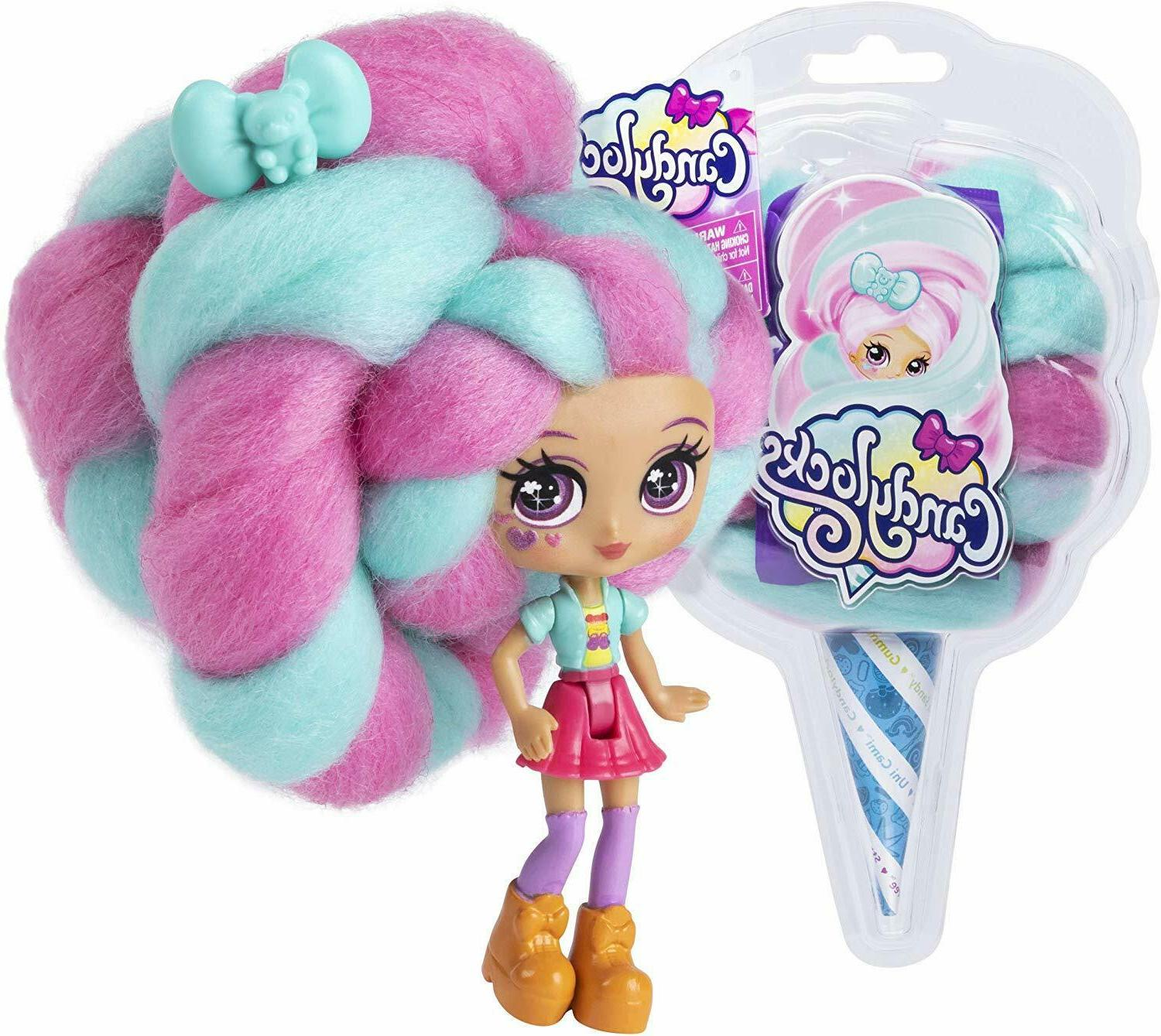 3 inch scented collectible surprise doll w