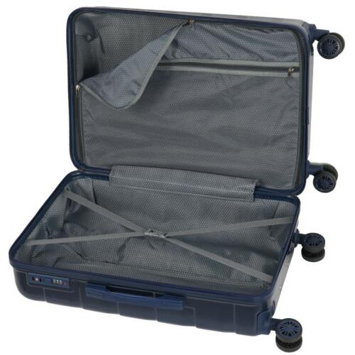 3 Cases PC+ABS inch 24 inch