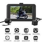 3inch Motorcycle DVR Camera Video Recorder 720P HD Front+ VG