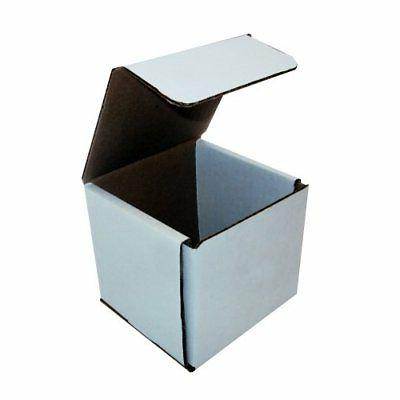 The Packaging Wholesalers 7 x 4 x 3 Inches Corrugated Mailer