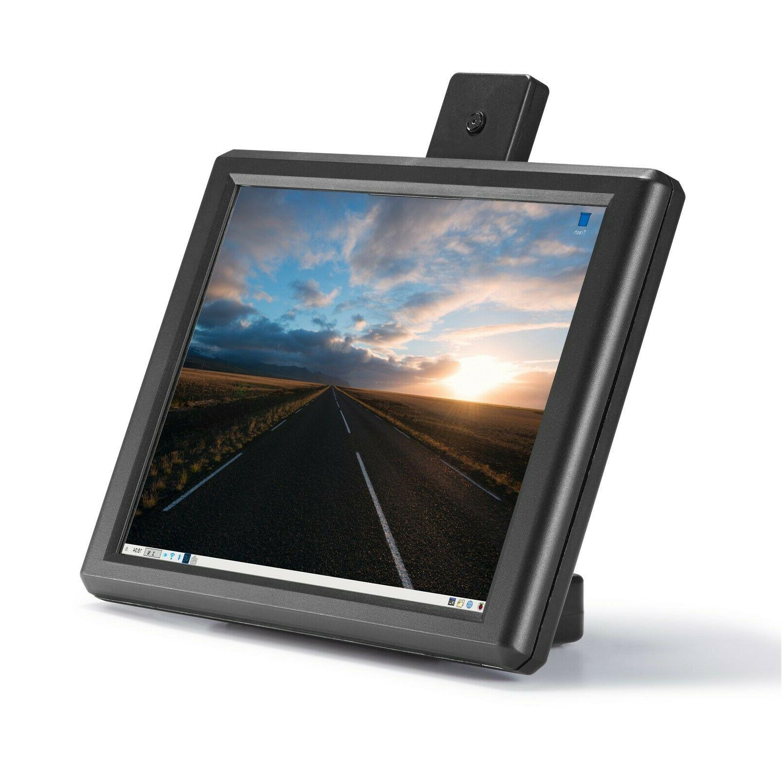 8 inch screen and stand for raspberry