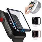 Apple Watch Series 5/4/3/2/1 Full Tempered Glass Screen Prot