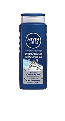 NIVEA Men Active3 3-in-1 Body Wash, 16.9 Ounce