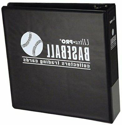 baseball card album themed hot stamp storage