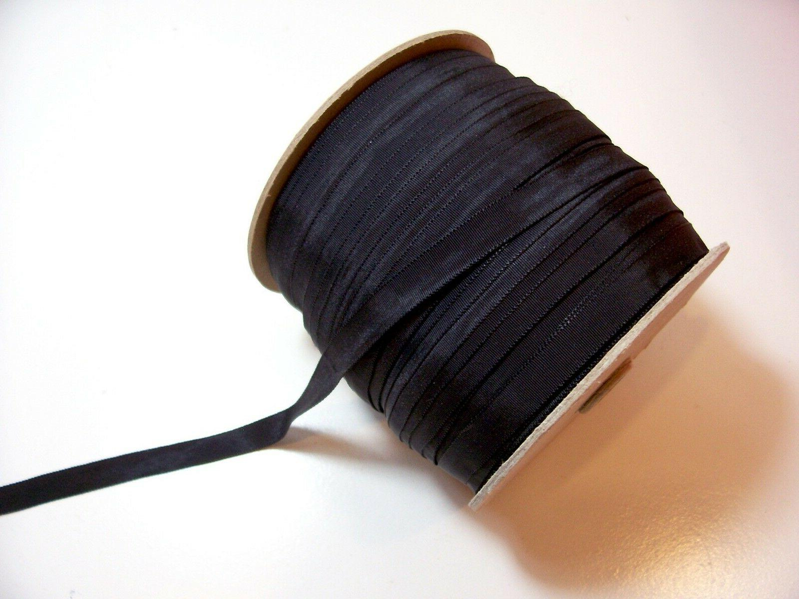 black binding tape 3 8 inch x
