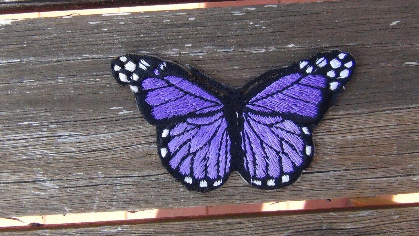 butterfly quantity 7 different Iron x 1