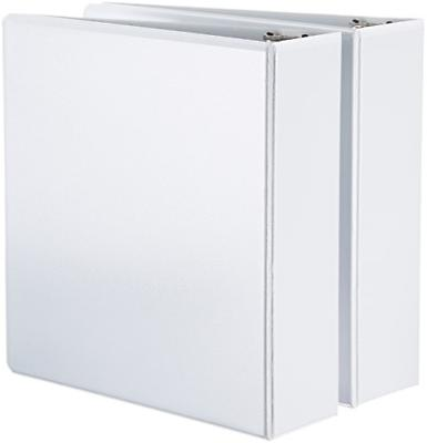 d ring binders 3 inch 2 pack
