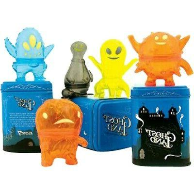 ghost land 3 inch mini series figure