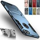 For iPhone X 8 7 6 6s Plus Shockproof Hybrid Armor Rugged Ca