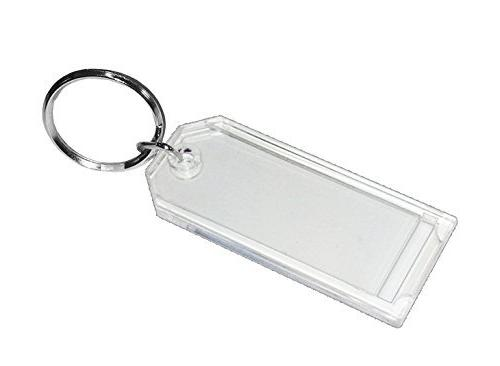 "Premium Key 3"" Crystal Color -"