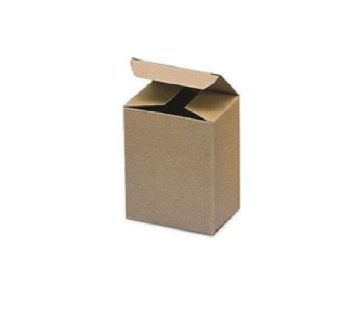 kraft reverse tuck folding carton 2x1 1