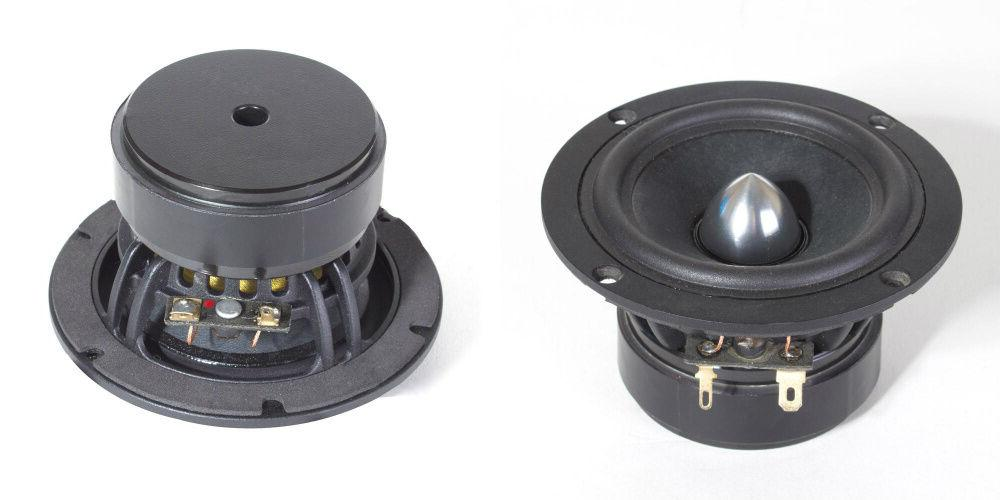 new 2 3 5 woofer speakers extended