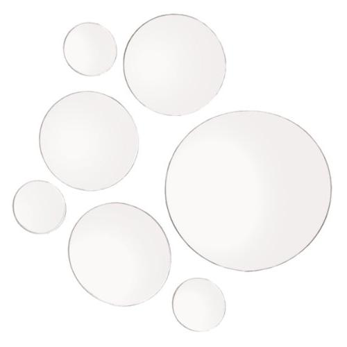 round wall mount mirror