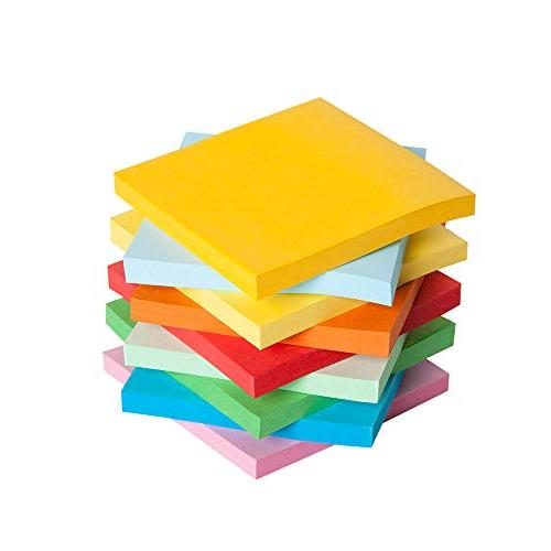 Sticky Memo in in, 30 Pads/Pack, per pad, by TREASY