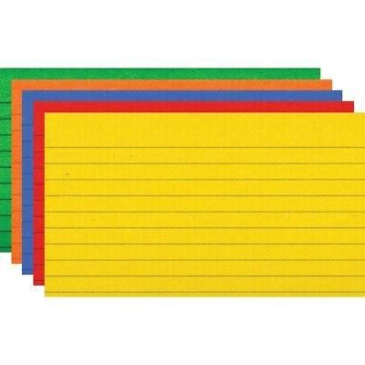 top3662 border index cards lined