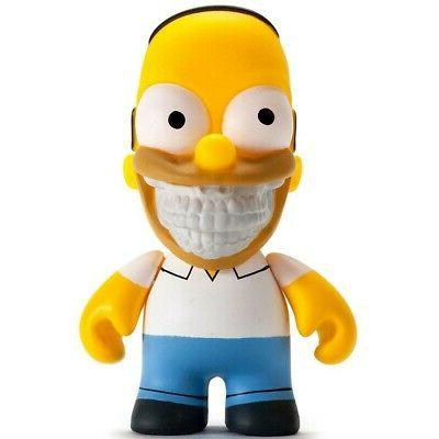 x the simpsons x ron english grin