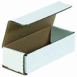 "Aviditi M1243 Corrugated Mailers, 12"" x 4"" x 3"", Oyster Whit"
