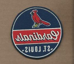 NEW 3 INCH ST LOUIS CARDINALS RETRO IRON ON PATCH FREE SHIPP