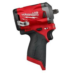 NEW Milwaukee M12 FUEL 3/8-Inch Stubby Impact Wrench - Bare