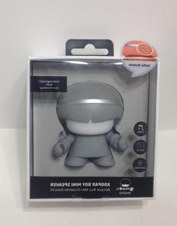 NIB XOOPAR BOY MINI WIRELESS SPEAKER 3 INCH SELFIE REMOTE GR