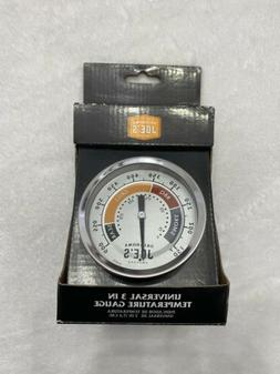 Oklahoma Joe's Universal 3 Inch Temperature Gauge - NEW